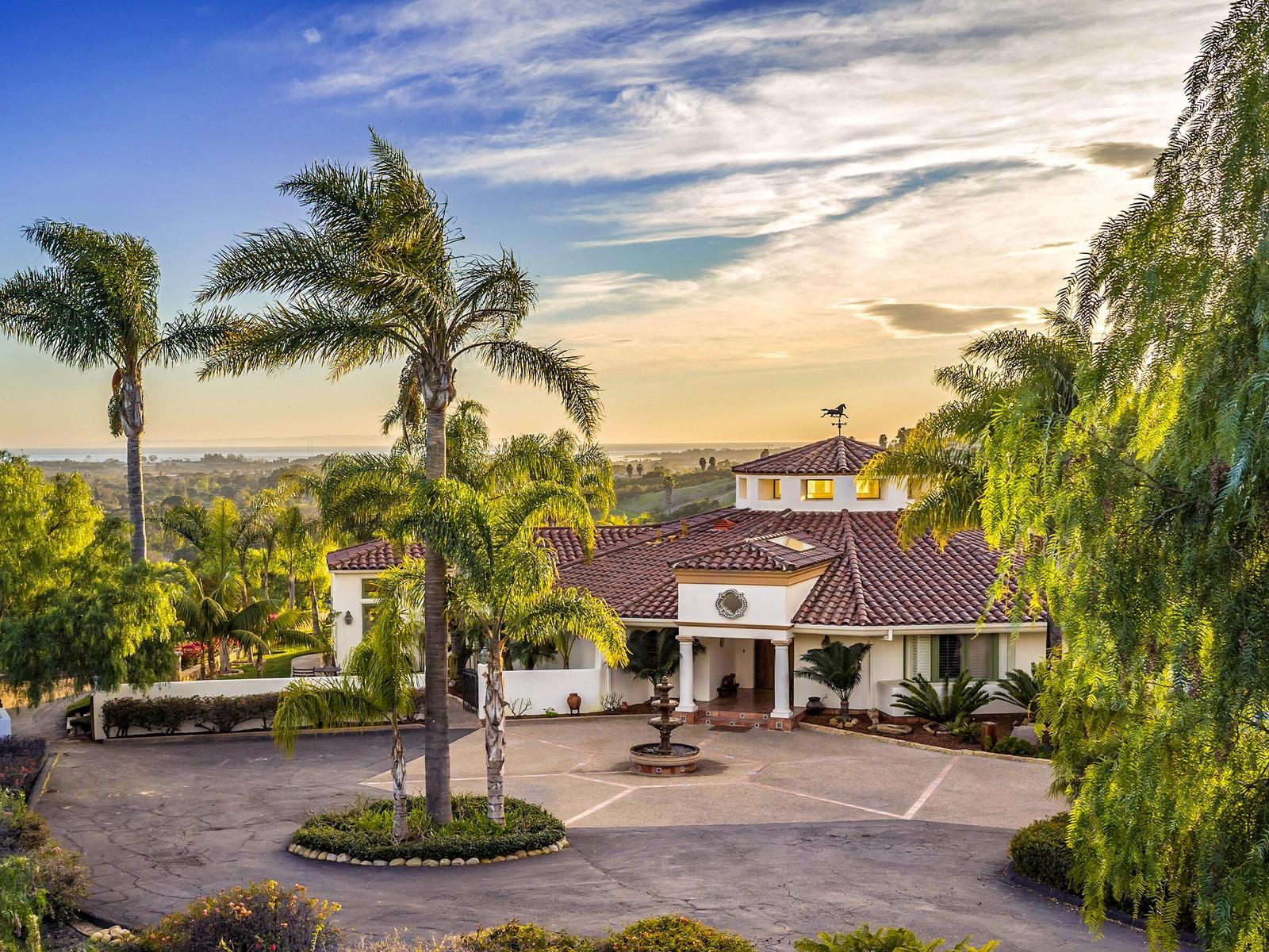 1. Single Family Homes for Sale at Santa Barbara, CA 93111